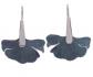 Novica Titanium Drop Earrings