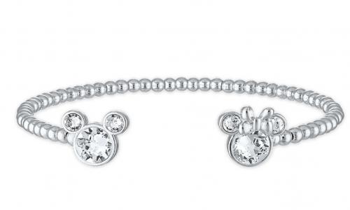 Disney Mickey & Minnie Mouse Swarovski Bracelet
