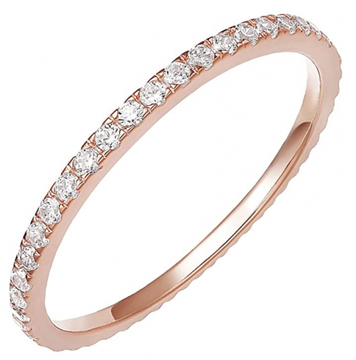 PAVOI 14K Gold Plated Ring