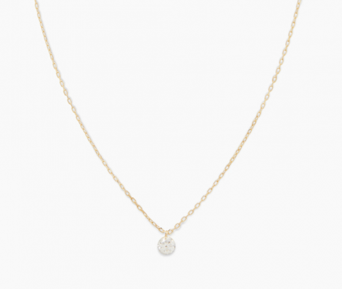 Gorjana Floating Diamond Necklace
