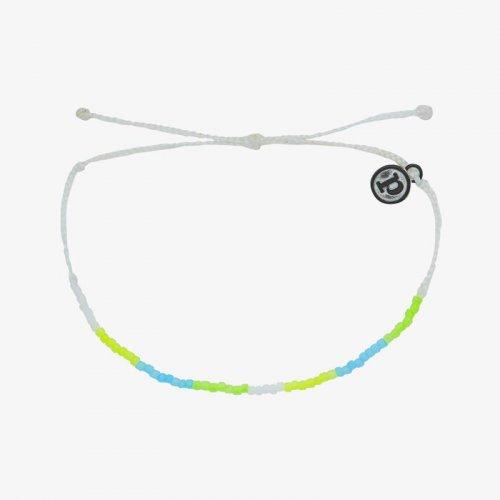 Seed Bead Blush Bracelet