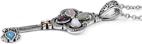 Shop LC Pendant Necklace Side