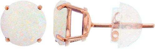 Decandence Opal Stud Earrings size