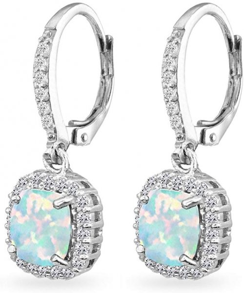 Sterling Silver Genuine Earrings collection