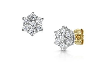 10 Diamond Stud Earrings that Make for the Perfect Gift this Holiday Season