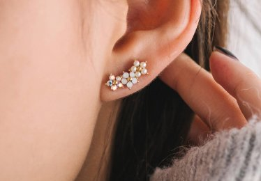 10 Climber Earrings That Will Bedazzle You!