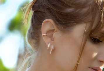 We All Need a Pair of Huggie Earrings, and These are the Ones We are Wearing These Days!