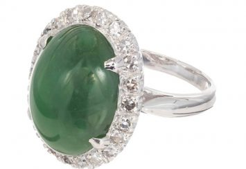 10 Jade Rings We Found on Amazon & We are Getting Our Hands on