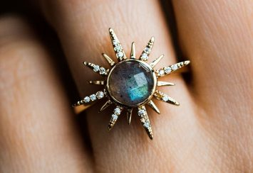 10 Labradorite Jewelry Pieces Which Will Make You Look Like a Fairy!