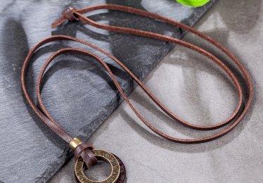Best Men's Leather Necklaces - 2021 Edition