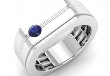 Our Editorial Team Voted on the Best Men's Sapphire Rings!