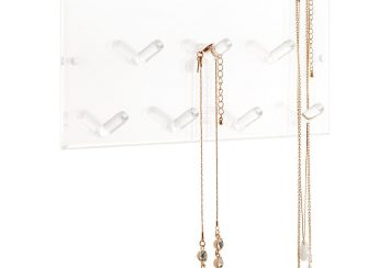 10 Necklace Holders to Keep Your Jewelry Untangled