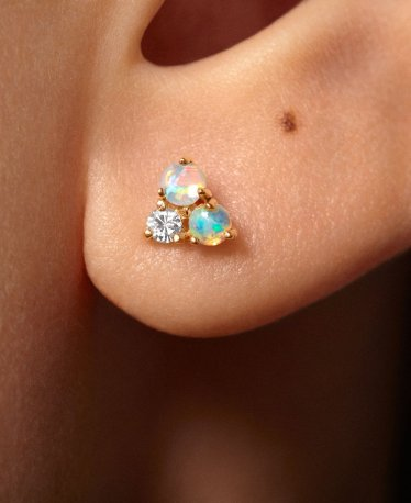 Opal Earrings: Our 10 Fave Choices!