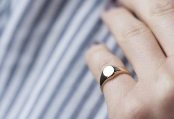 10 Pinky Rings for Men and Women!