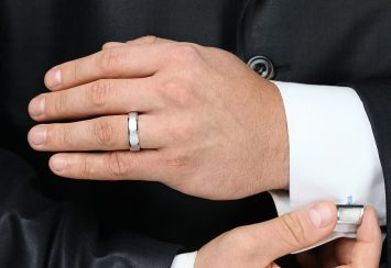 The Most Affordable Platinum Rings for Men (Dupe List!)