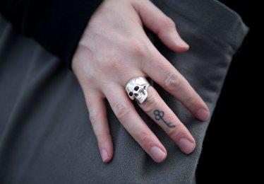 10 Skull Rings for Men!
