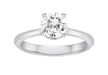 Solitaire Engagement Ring Selection Any Woman Would Wish For!