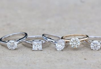 10 White Sapphire Rings for All the Elegant Ladies Out There