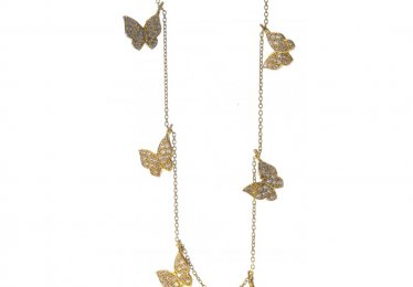 Butterfly Necklaces for Girls & Women!