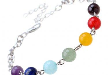 A Chakra Bracelet to Keep the Positive Energy Flowin'!
