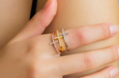 Cross Ring Selection for Men and Women