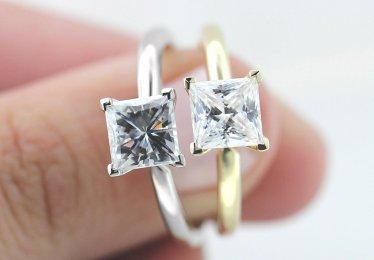 Cubic Zirconia vs Diamond: Brilliance, Quality, Value Comparison