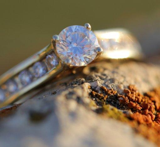 Diamond Fluorescence: is it a Good Thing?