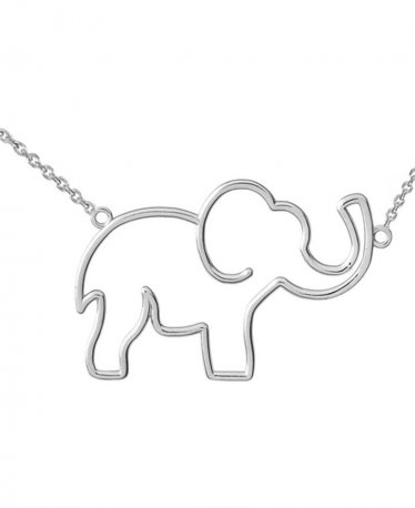 Elephant Jewelry: Check Out Fab Elephant Necklaces, Bracelets & Charms!
