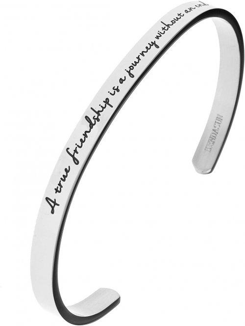 Kendasun Jewelry Premium Stainless Steel Cuff Model