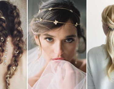 Hair Jewelry: 2021 Selection