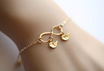 Infinity Symbol Jewelry Pieces We Are Enamored With!