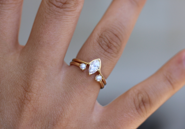 10 Marquise Engagement Ring Options We Think Are the Bomb!