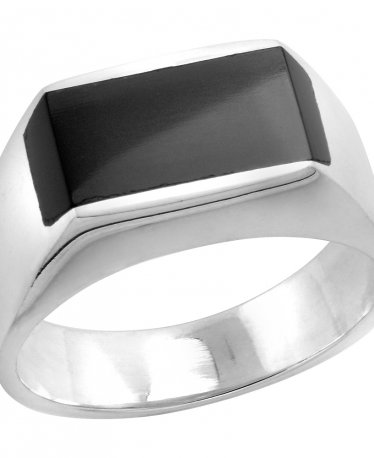 The Obsidian Ring Your Man Will Love