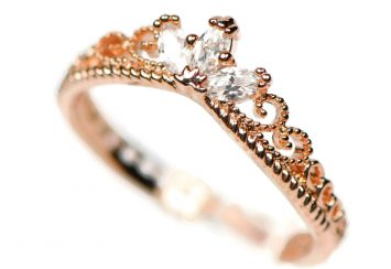 Best Rose Gold Princess Rings Deserving of Your Attention!