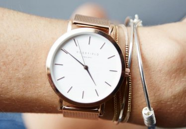 The Rose Gold Watches for Women on Our Shopping List
