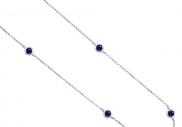 Don't Miss Out on a Sapphire Necklace; Now is the Time to Shop!