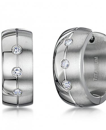 Gorgeous Titanium Earrings Selection | Hypoallergenic & Skin Safe Earrings!