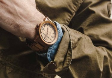 10 Wooden Watches for Men: Gift Your Man a Special Watch!
