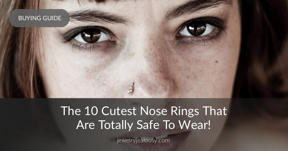 97dbc3547c The 10 Cutest Nose Rings That Are Safe To Wear | Jewelry Jealousy